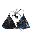 Undertow Camo Swimsuit String Bikini Top