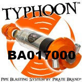 Typhoon Pipe Sand Blaster