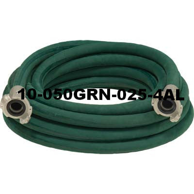 Green Sandblast Hose Extension