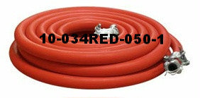 Red Air Hose Assembly