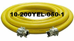 Yellow Air Hose Assembly