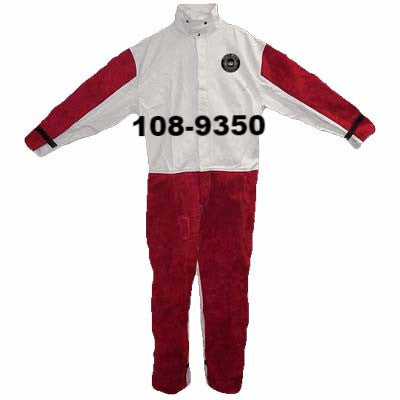 Leather Sandblasting Suit