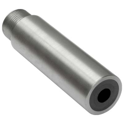 "Sandblasting Nozzle 3/4"" threaded medium venturi Tungsten Carbide."