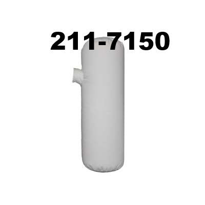 "Sandblaster Dust Bag 16"" Diameter"