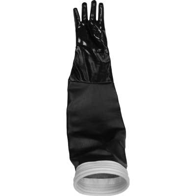 "Snap in Gloves 7"" x 30"". ( Blast it All Style Sandblasting Cabinet Gloves.)"