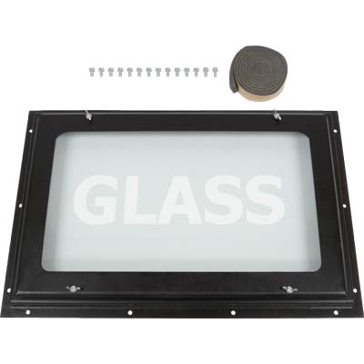 Sandblasting Cabinet Window Kit