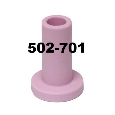 Sandblasting gun hand held replacement nozzles in ceramic, tungsten carbide and boron.