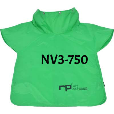 Nylon Sandblasting Capes, Several Models & Brands