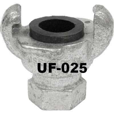 Air hose 2 Lug Female Thread Connector