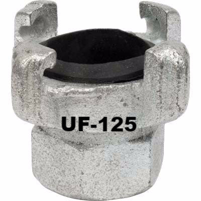 Air Hose 4 Lug Female Thread Connector