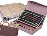 Knitter's Pride Deluxe Luxury Royale Knitting Needle Gift Set