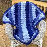 Free Crochet Pattern Kay's Corner to Corner Mackinzie Blanket