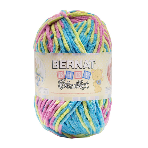 bernat blanket yarn jelly bean
