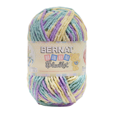 Bernat blanket yarn easter egg