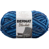 bernat blanket yarn north sea