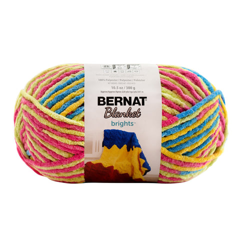 bernat blanket yarn sweet and sour