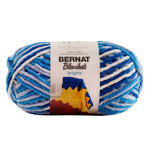 bernat blanket yarn waterslide