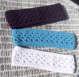 crochet pattern ear warmer headband
