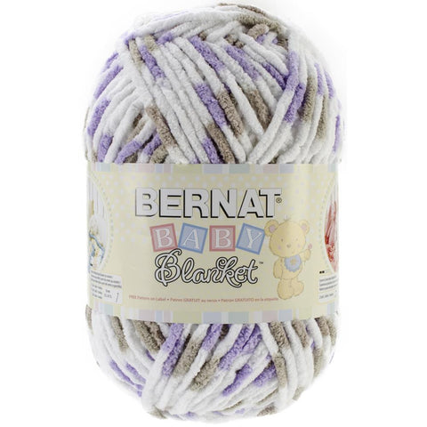 bernat blanket yarn little lilac dove