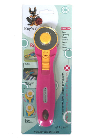 Kay's Crochet 45 mm Rotary Cutter