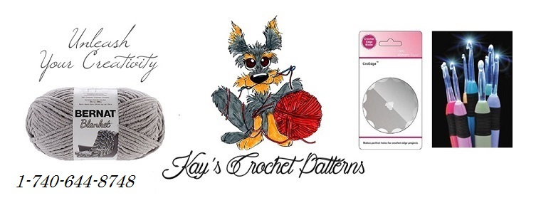 Kay's Crochet Patterns