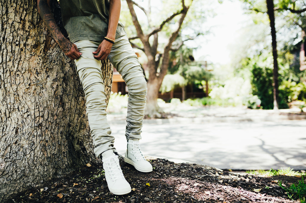 Cano Stacked Denim (khaki)
