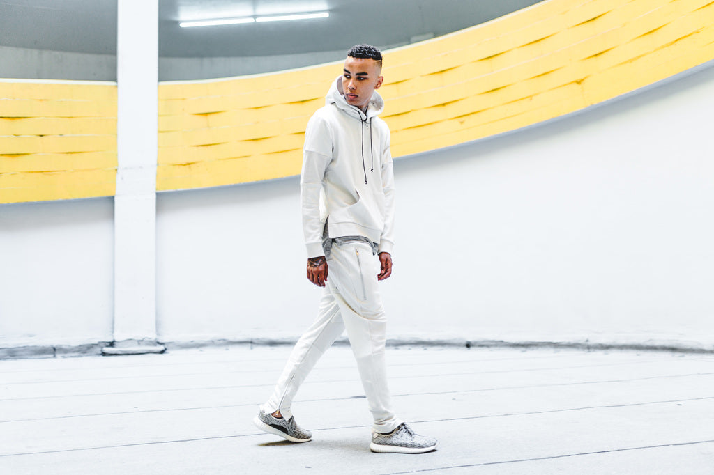 Superior Sweatsuit (white)