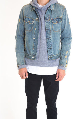 Phantom Jacket (Blue)