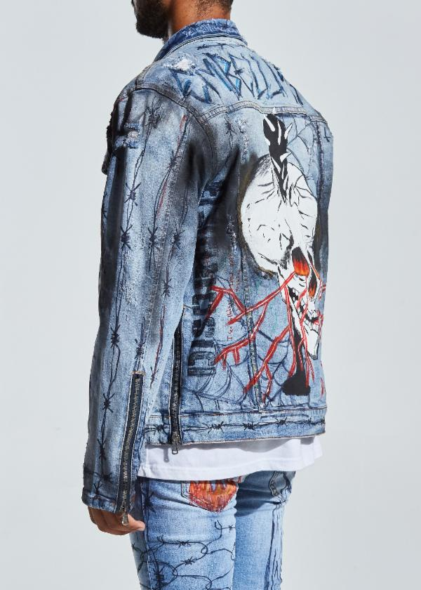 Osbourne Denim Jacket