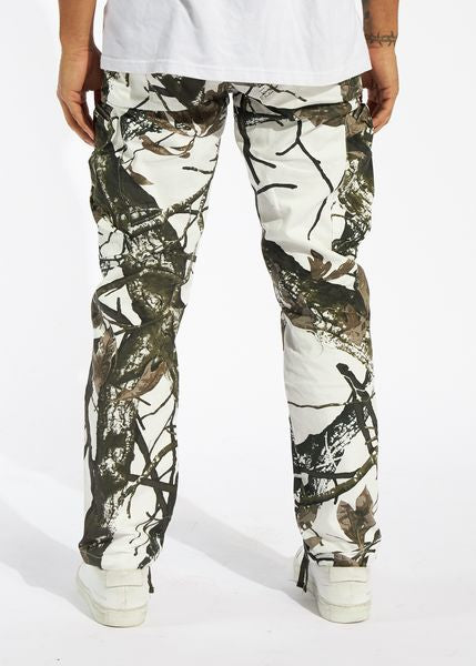 Jairo Cargo Pants (Woodland Snow)