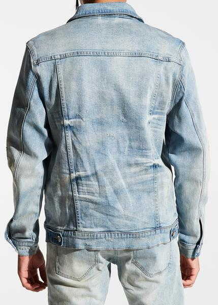 Culver Denim Jacket (Light Indigo Wash)