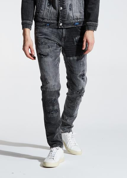 Jackson Standard Denim (Gray Wash)