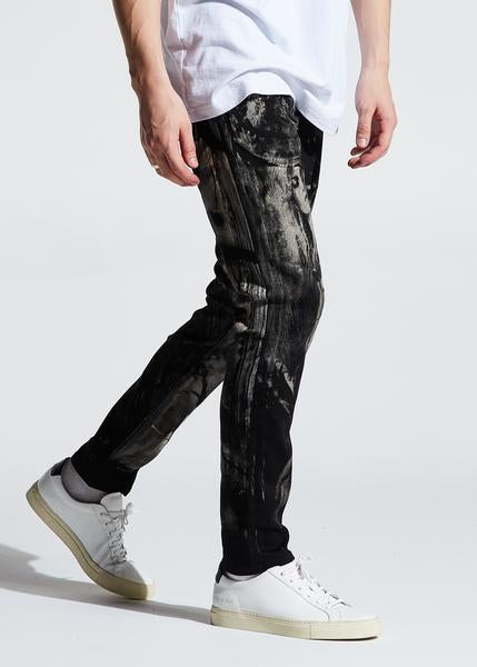 Newton Standard Denim Faces (Black)