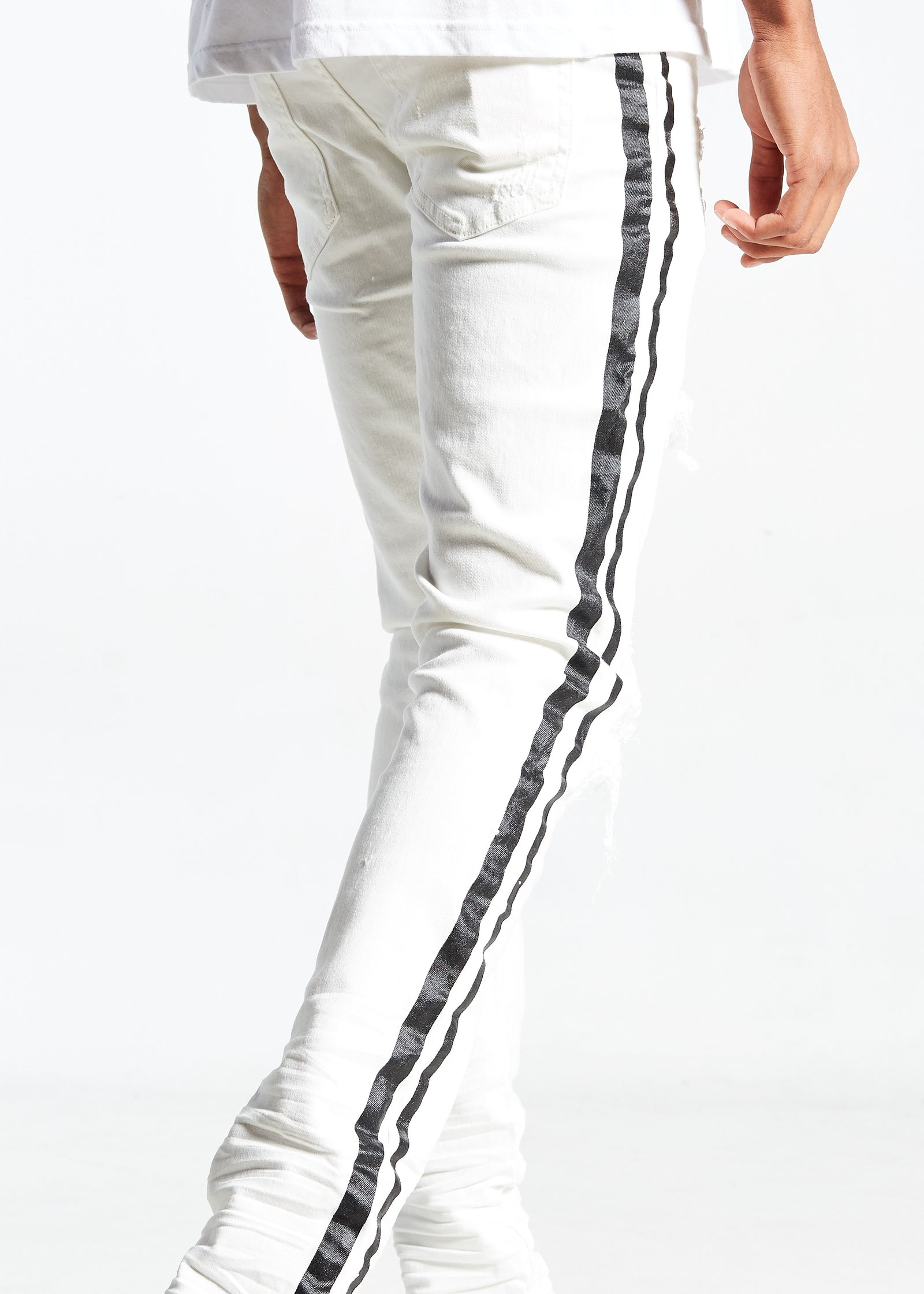Bolt Standard Denim (Off White)