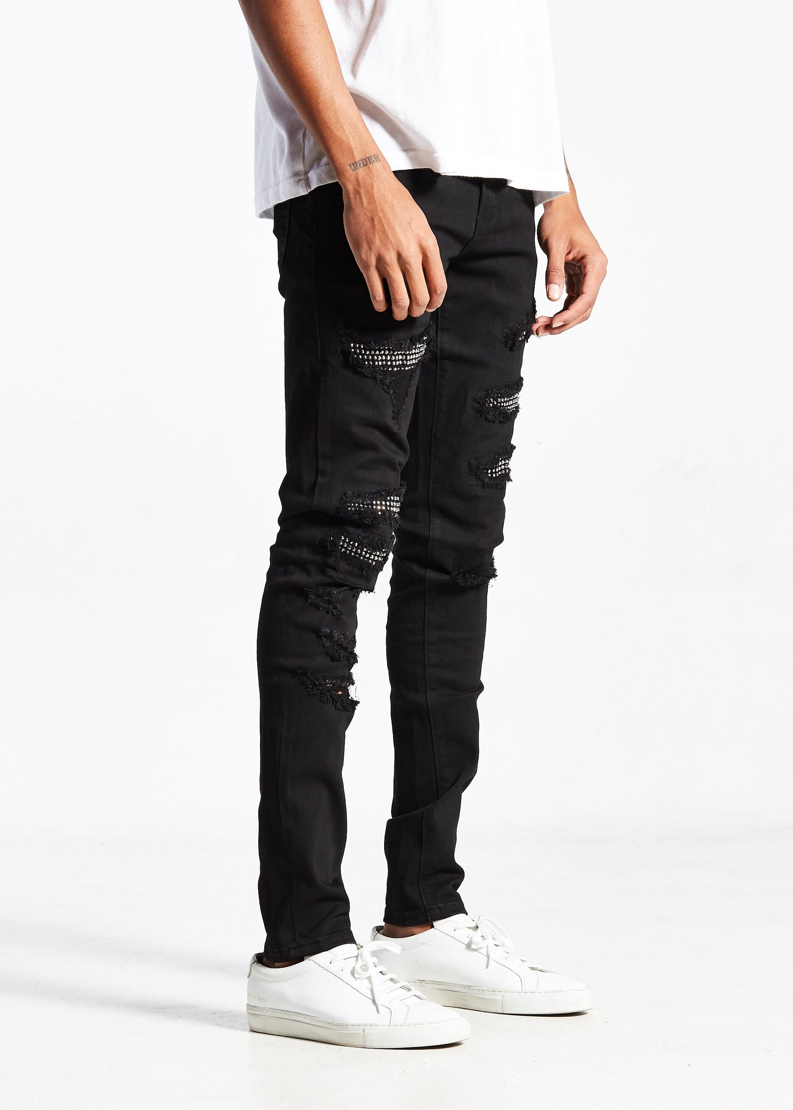 Zeppelin Denim (Jet Black)