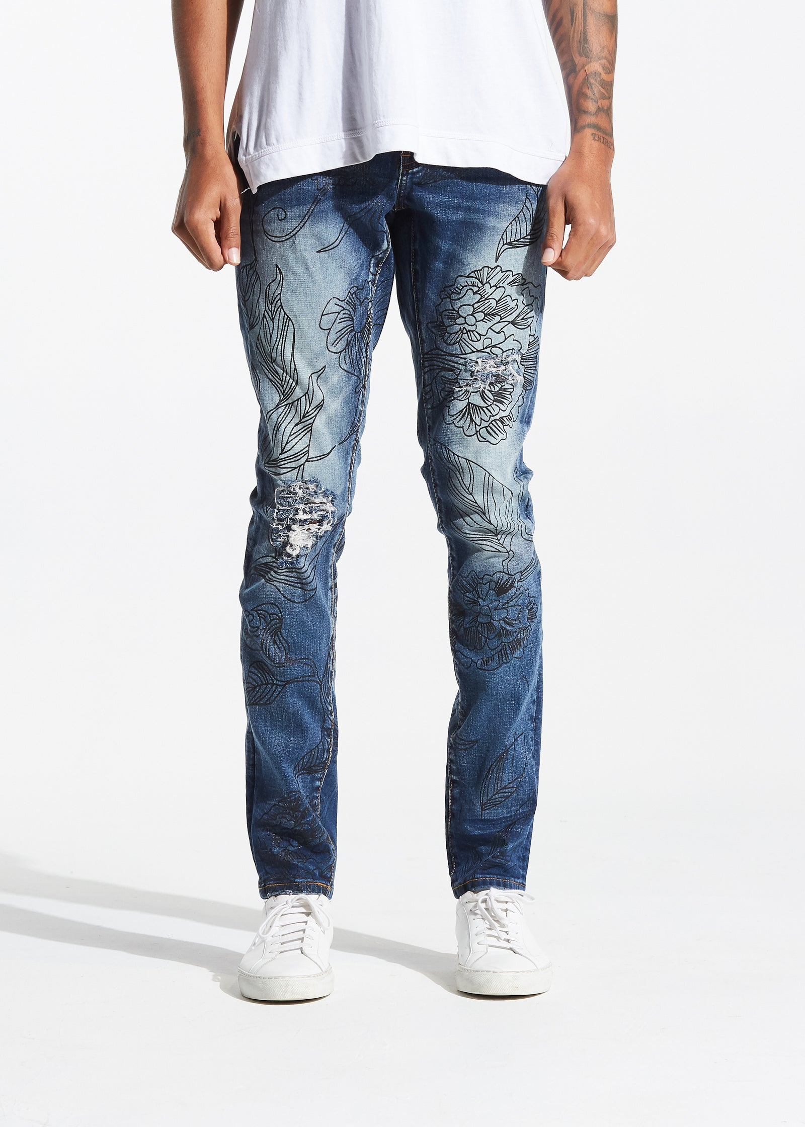 Richie Denim (Mid Blue)