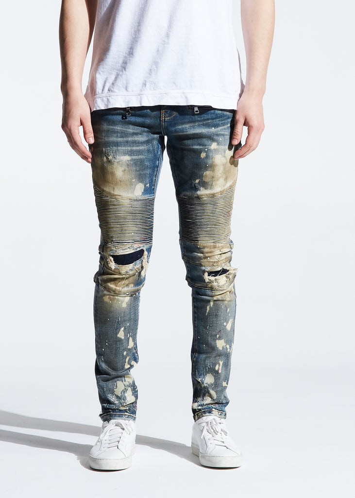 Mantle Biker Denim