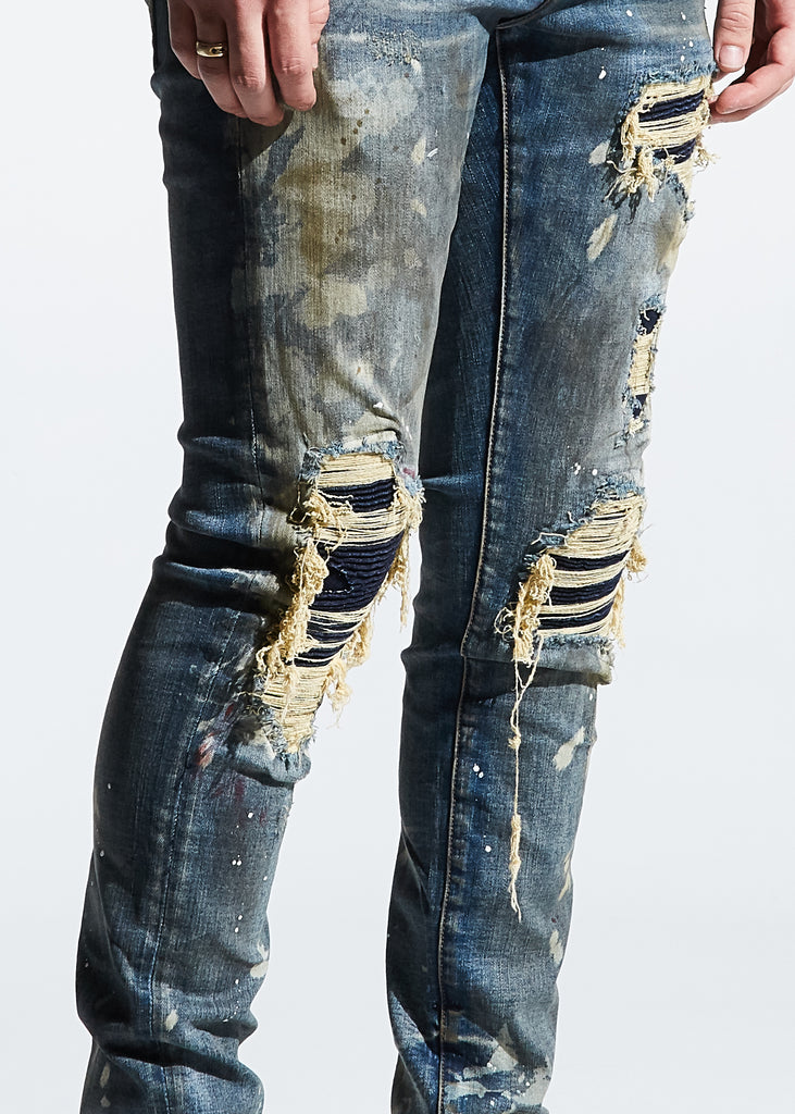 Mantle Rip and Repair Denim