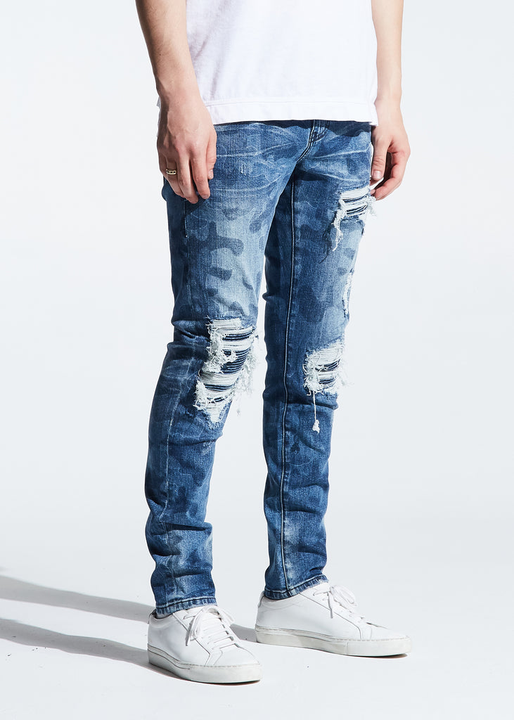 Mathewson Rip and Repair Denim