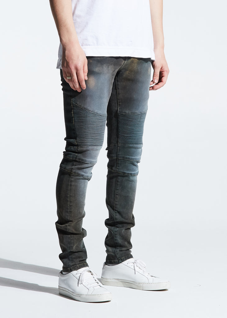 Greenburg Biker Denim