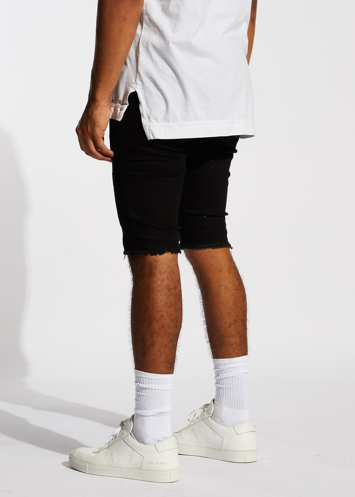 Spencer Shorts (Black)