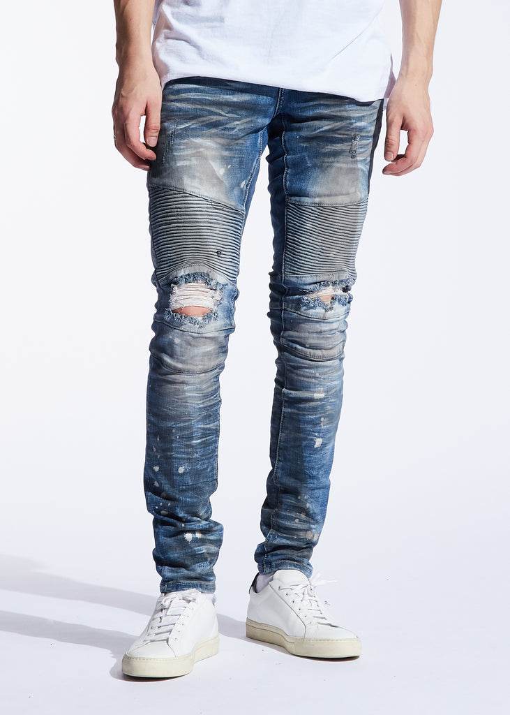 Atkinson Biker Denim