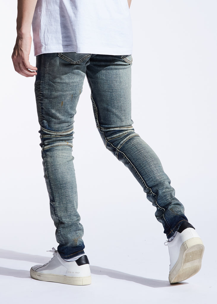 Fizdale Biker Denim