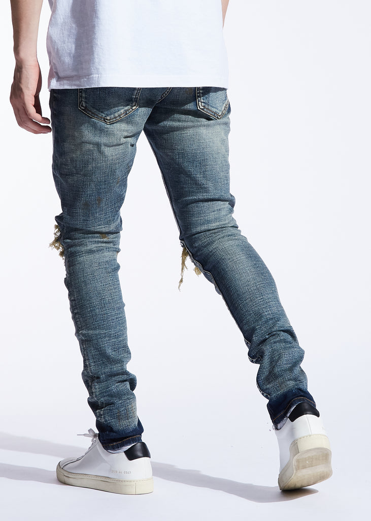 Fizdale Rip and Repair Denim