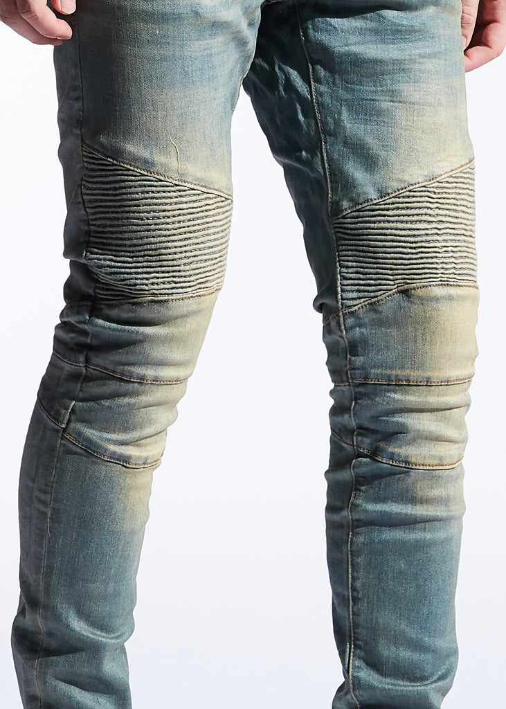 Brooks Biker Denim