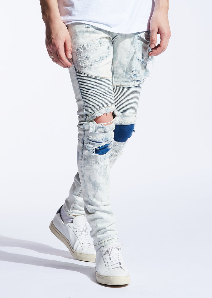 Van Gundy Biker Denim