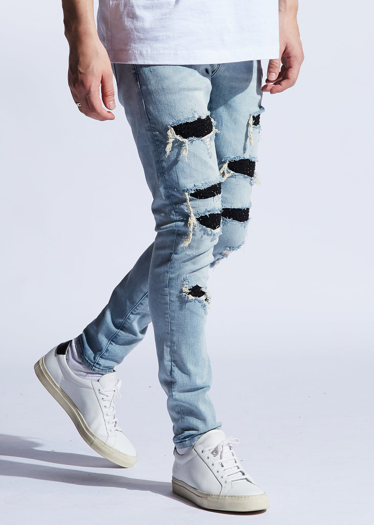 Walton Denim (Blue)