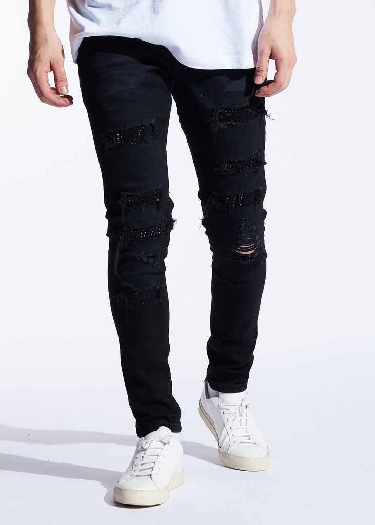 Walton Denim (Black)
