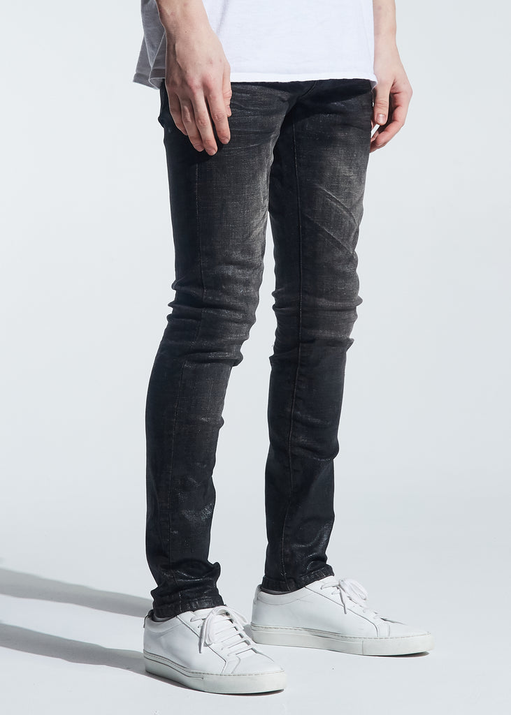 Morant Standard Denim (Waxed Black)