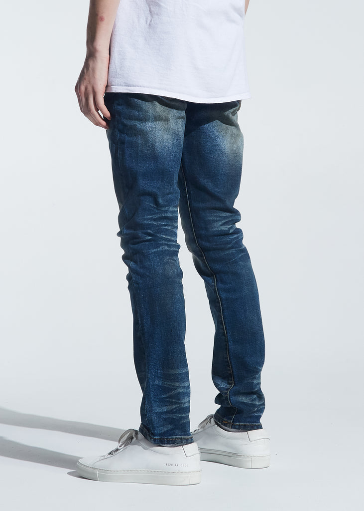 Garland Standard Denim (Dirty Indigo Wash)
